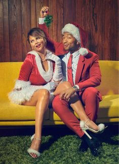 John Legend and Chrissy Teigen will have their own Christmas Special on NBC called A Legendary Christmas with John and Chrissy Chrissy Teigen Style, Chrissy Teigen John Legend, Christmas Shows, Christmas Albums, Christmas Mood, Cute Celebrity Couples, Celebrity Dads, Chrisy Teigen, John Legend Family