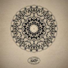 coloriage-anti-stress-mandala-gratuit-pour-adulte-44 #mandala #coloriage #adulte via dessin2mandala.com