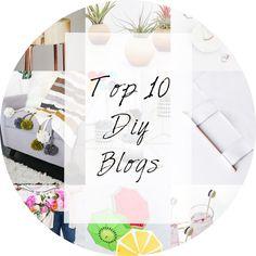 Top Mais- 10 Blogs Gringos de DIY