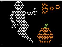 This lite brite refill sheet pack is celebrates the holiday occassions.