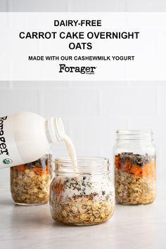 Healthy Breakfast Recipes, Healthy Snacks, Vegetarian Recipes, Snack Recipes, Cooking Recipes, Healthy Recipes, Good Morning Breakfast, Daniel Fast, Overnight Oats