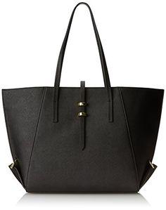ZAC Zac Posen Eartha Mini Shopper Shoulder Bag, Black, One Size