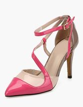 Stiletto Heel PU Leather Pointy Toe Heels. Enjoy unbeatable discounts up to 70% Off at Milanoo using Coupon & Promo Codes.