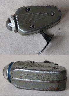 Vintage Ray O Vac Flashlight 1930s 1940s Vintage Auto 40