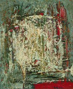Karl Fred Dahmen (Germany, 1917 - 1981) Helle Zone 1959