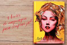 os Achados | Beleza | 4 livros de maquiagem para adquirir