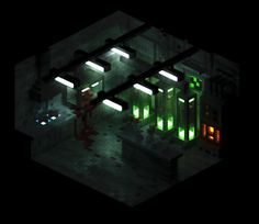 Voxel lab, Gabriel L. on ArtStation at https://www.artstation.com/artwork/AQL45