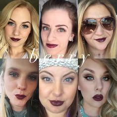 Berry #lipsense #senegence order direct Distributor ID#227180 Facebook: https://www.facebook.com/groups/sheenaslastinglipcolor/