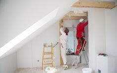 Need quality house painting contractors in Portland Oregon. Well contact us at West Coast Roofing & Painting. We offer quality and efficient interior and exterior painting services. Contact us today for your free quote! Best Interior, Interior And Exterior, Interior Design, Service A Domicile, Pose Parquet, Home Improvement Contractors, Painting Contractors, Home Selling Tips, Painting Services