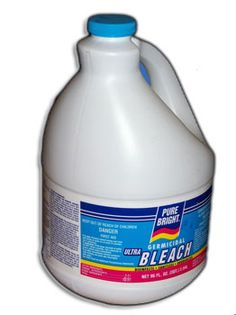 Bleach, good old fashion clear unscented, is a superior survival tool. Bleach should be in the storage supplies of everyone preparing for survival and disaster recovery. Survival Tools, Camping Survival, Survival Knife, Survival Prepping, Survival Aids, Survival Quotes, Bathtub Caulking, Clean Bathtub, Doomsday Prepping
