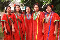 Indígena Triqui de la Sierra Mixteca, Tlaxiaco