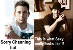 I know this is going to upset my friends buuuuttt I love Chris over Channing