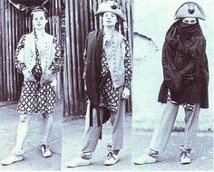 All Hail Queen Viv! | Flaunt Magazine Pirate Collection Vivienne Westwood 1981