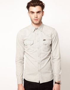 posh LEE 101 Ivy Shirt