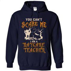 Halloween Shirt For Daycare-Teacher T Shirts, Hoodies, Sweatshirts - #kids #T-Shirts. ORDER NOW => https://www.sunfrog.com/No-Category/Halloween-Shirt-For-Daycare-Teacher-5775-NavyBlue-Hoodie.html?60505