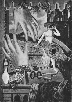 Karel Teige - Collage