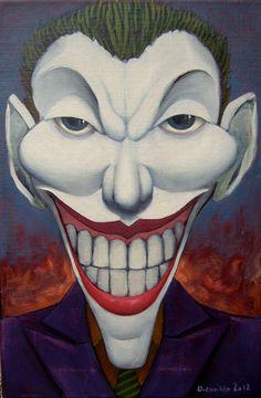 The Joker www.octaville.com