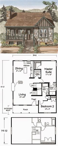 Tiny House And Blueprint.  #tinyhouse  #tinyhouseblueprint  #blueprint