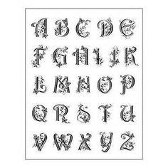 ozdobne pismo - Bing images