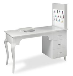Manicure table with vacuum cleaner ESTETICA VEZZOSI: MARYLIN NAILS VEZZOSI