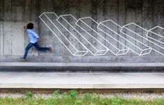 New works by Aakash Nihalani