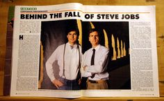 Steve Jobs in 80'