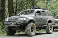 more comfortable seats for 3rd gen 4runner - Google Search