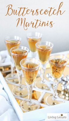 Fall and Winter Brunching with a Fizzy Butterscotch Martini. parts Vanilla Vodka, parts Butterscotch Schnapps, 4 parts Cream Soda, 2 parts Sprite (or Champagne). Christmas Cocktails, Holiday Cocktails, Cocktail Drinks, Alcoholic Drinks, Beverages, Sweet Cocktails, Party Drinks, Cocktail Ideas, Martini Party