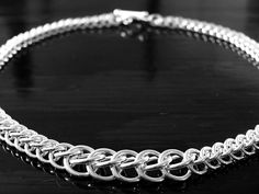 SILVER NECKLACES AND CHOKERS