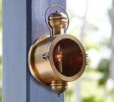 Outdoor Lighting Fixtures & Exterior Lights | Pottery Barn