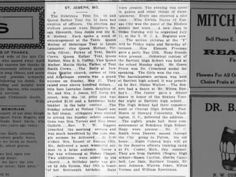 St. Joseph, MO News on May 29, 1920 on page 6
