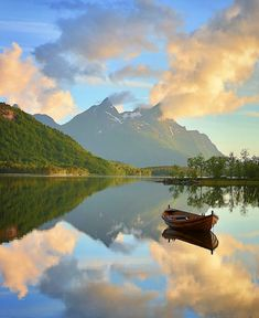 Mountains, Planet Earth, Norway, Nature, Reflection, Shots, Travel, Beauty, Instagram