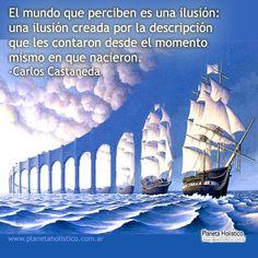Frase de Carlos Castaneda