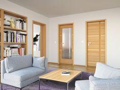 Interiérové dveře Sapeli - AKORD