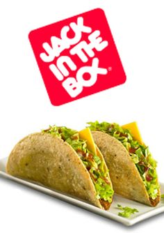 Love Jack in the Box - tacos by the bag full