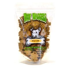 Woof Waggers Carob Dog Treats, 7-Ounce -- You can get additional details at the image link. (This is an affiliate link and I receive a commission for the sales) #MyPet