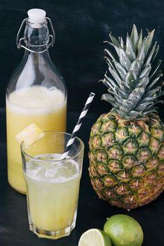 Brazilian pineapple juice
