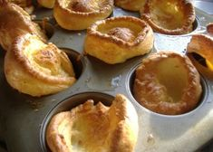 This was my ex father in laws recipe for Yorkshire puddings. He was a career cook in the Canadian military. These always turn out light and crispy. Great with a roast dinner and lots of gravy!