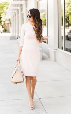 Neutral Spring Summer classy outfit