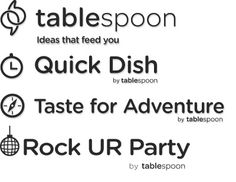 tablespoon: quick recipes appetizers