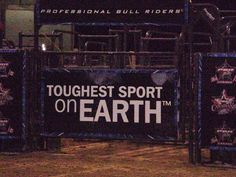 Rodeo. Yes it IS a sport. If you say horseback riding is easy, I'd LOVE to see you try it.
