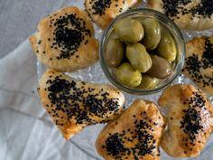 Fermentoituja oliiveja ja muita erikoisuuksia