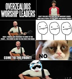 This is literally one of my favorite BC moments. Derek Webb is hilarious. Funny Christian Memes, Christian Humor, Funny Me, Hilarious, Funny Stuff, Well That Escalated Quickly, Church Memes, Christian Post, Worship Leader