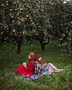 #allthebeautifulthings with @sondeflor #autumn #garden #appletree #apple #appletime #picnic