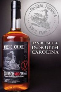 Virgil Kaine Bourbon - made in South Carolina.  Pretty damn delicious, I recommend.