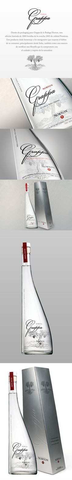 NORTON | Grappa on Packaging Design Served
