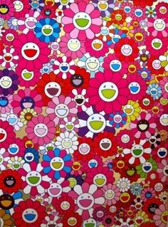 An Homage to Monopink, 1960 D 2012 by Takashi Murakami
