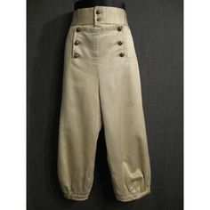 Costumes/17th & 18th Century Restoration/Men's Wear/17th 18th C Pants... ❤ liked on Polyvore featuring men's fashion, men's clothing, men's apparel and mens clothing