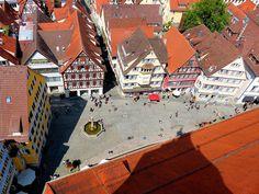 Tübingen 4 Holzmarkt, Germany