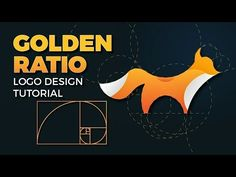 (3) Learn How to Design a Logo With Golden Ratio | Adobe Illustrator Logo Tutorials - YouTube
